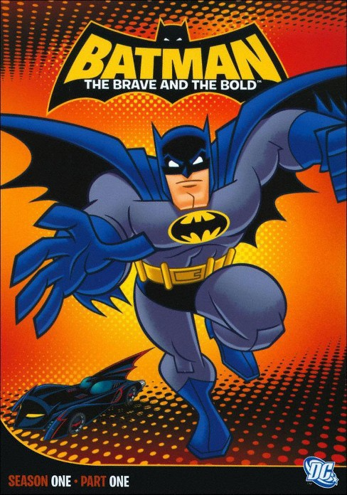 Batman:Brave and the bold s1 p1 (DVD) - image 1 of 1