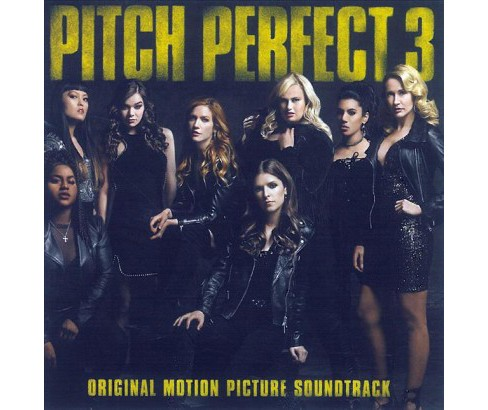 Various - Pitch Perfect 3 (Ost) (CD) - image 1 of 1