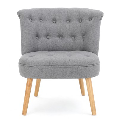 Cicely Tufted Accent Chair - Christopher Knight Home