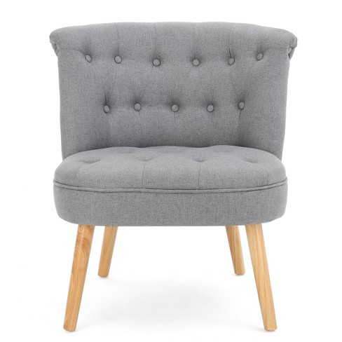 Cicely Tufted Accent Chair - Christopher Knight Home - image 1 of 4