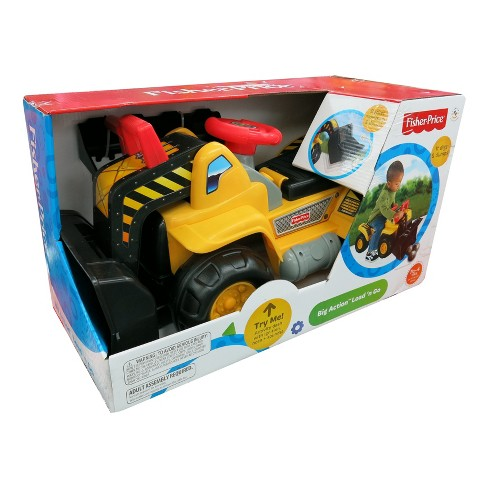 Fisher-Price Big Action Load 'n Go Ride-on - image 1 of 2