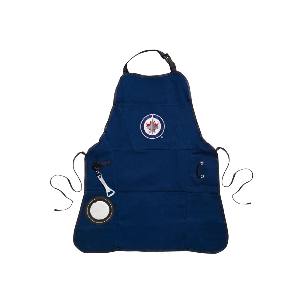 NHL Winnipeg Jets Team Sports America Grilling Apron