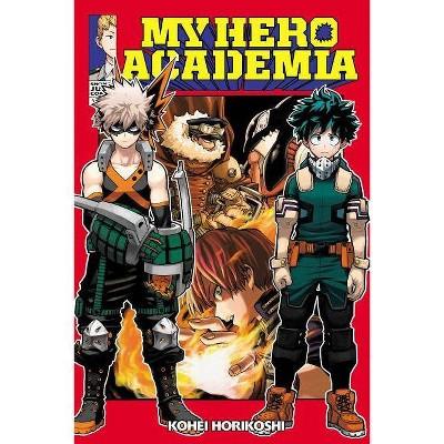 My Hero Academia, Vol. 13 - by  Kohei Horikoshi (Paperback)