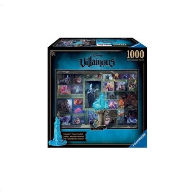 Ravensburger Villainous Puzzle - Hades Puzzle 1000pc