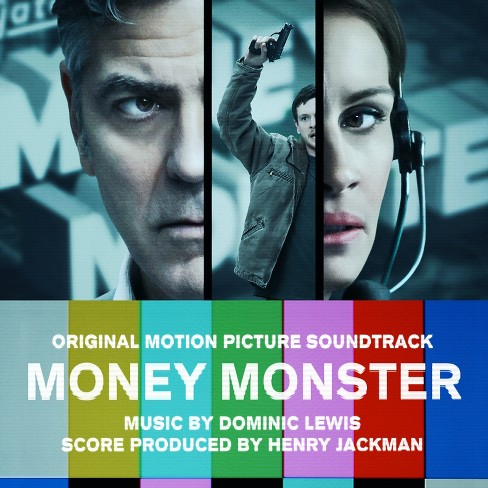 Dominic lewis - Money monster (Ost) (CD) - image 1 of 1