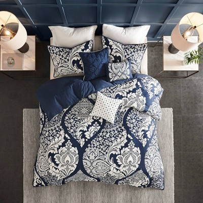 Adela Duvet Cover Set 6pc