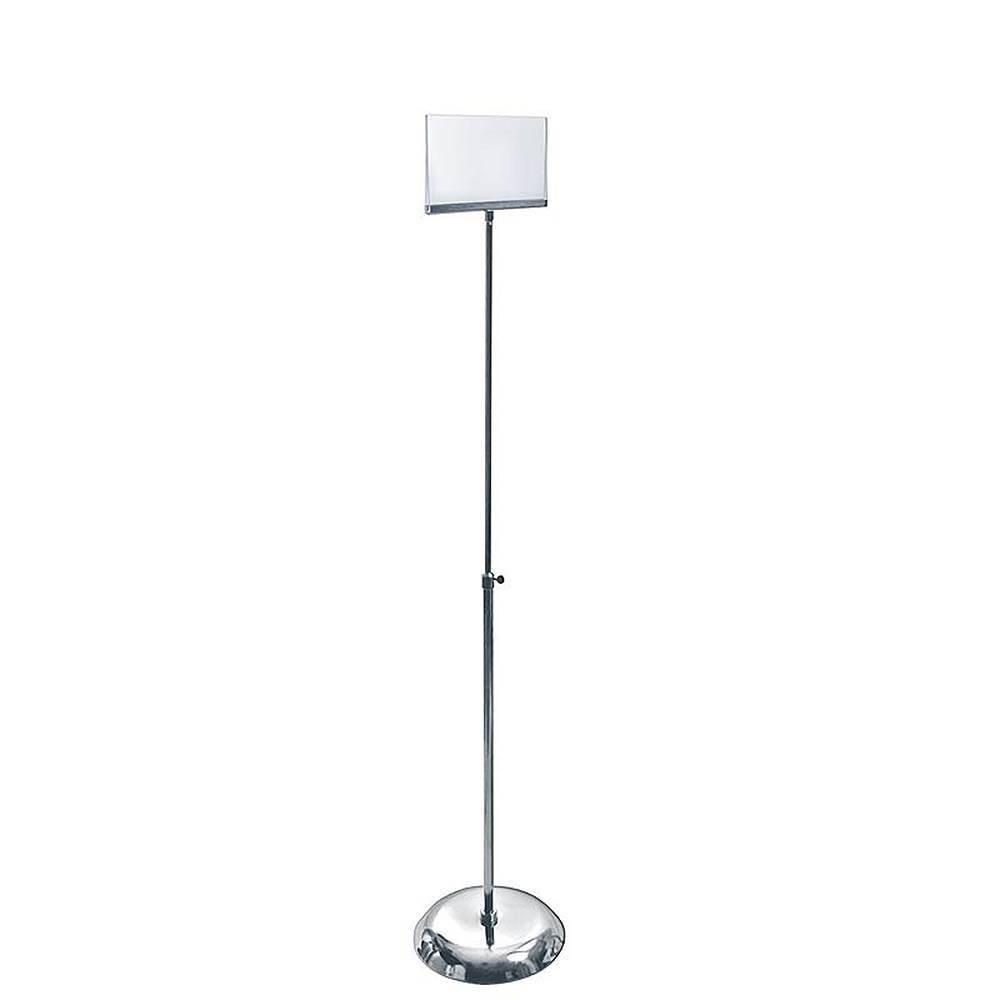 Azar Displays 7 X 5 5 Pedestal Sign Holder Stand