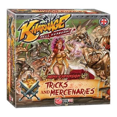 Devil Pigs Studios Kharnage: Tricks and Mercenaries Game