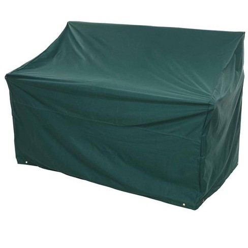 Outdoor Classic Deep Seat Love Seat Cover Green Plow Hearth