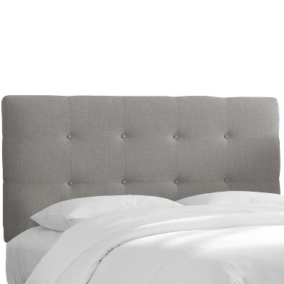 Dolce Metallic Upholstered Headboard - Skyline Furniture