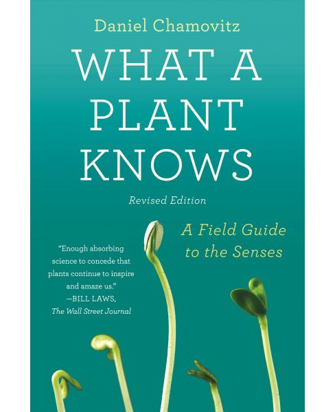 What a Plant Knows : A Field Guide to the Senses (Revised) (Paperback) (Daniel Chamovitz) - image 1 of 1
