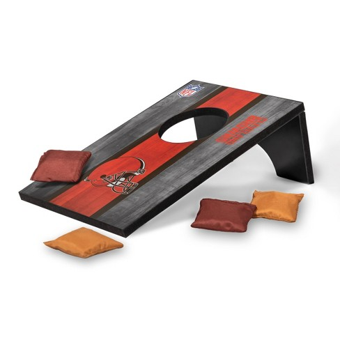 Cleveland Browns Wild Sports Table Top Toss - image 1 of 3