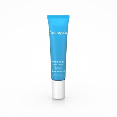 Eye Creams & Masks: Neutrogena Hydro Boost Gel Eye Cream