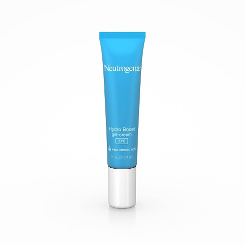 Unscented Neutrogena Hydro Boost Hyaluronic Acid Gel Eye Cream - 0.5 fl oz - image 1 of 4