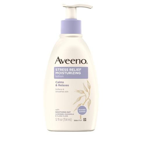 Aveeno Stress Relief Moisturizing Lotion - 12 fl oz - image 1 of 4