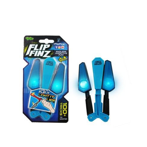 Flip Finz Skill Game Toy - Blue - image 1 of 1