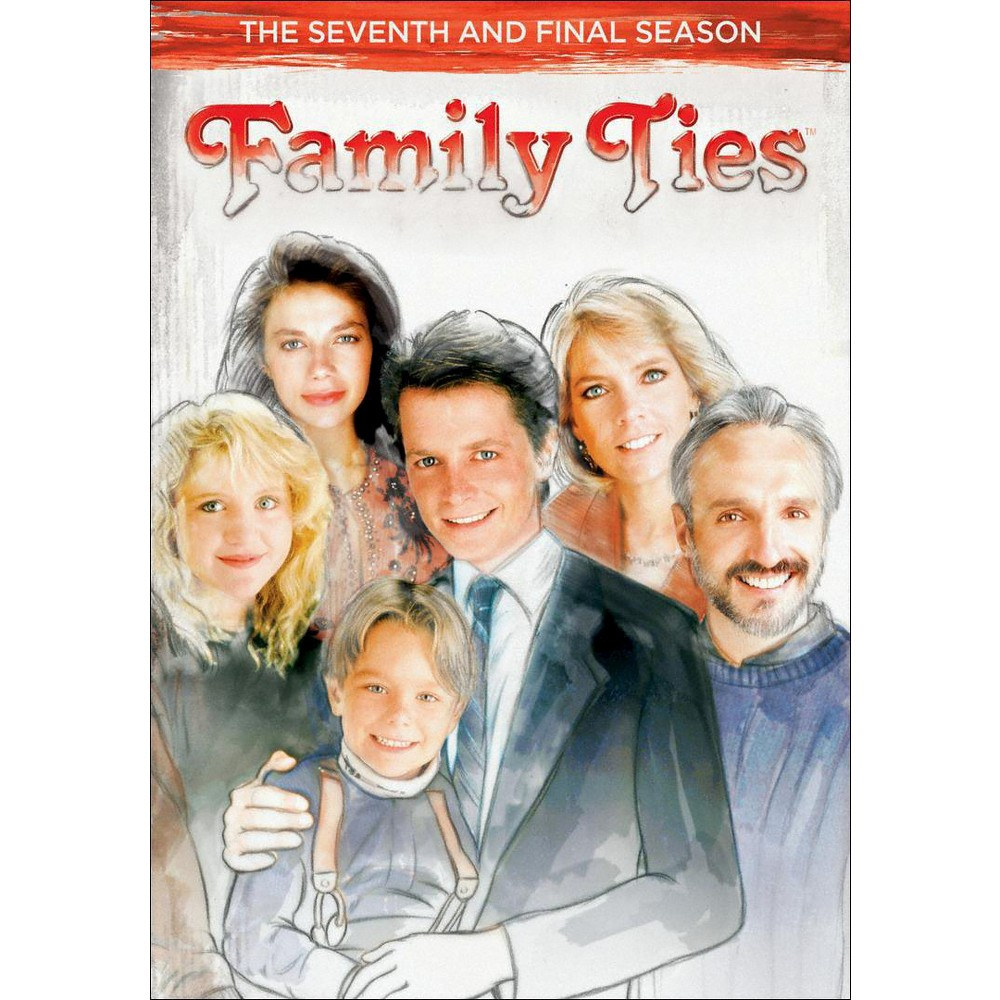 Family Ties:Seventh And Final Season (Dvd)