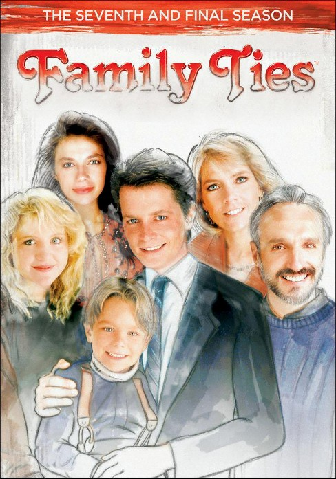 Family ties:Seventh and final season (DVD) - image 1 of 1