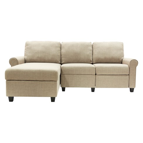 Copenhagen Reclining Sectional With
