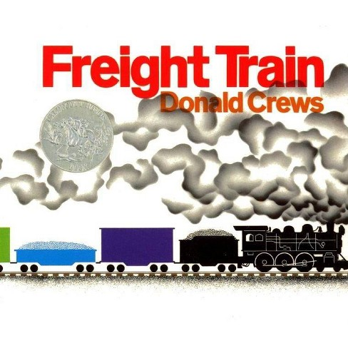 Freight Train Big Book - by  Donald Crews (Paperback) - image 1 of 1
