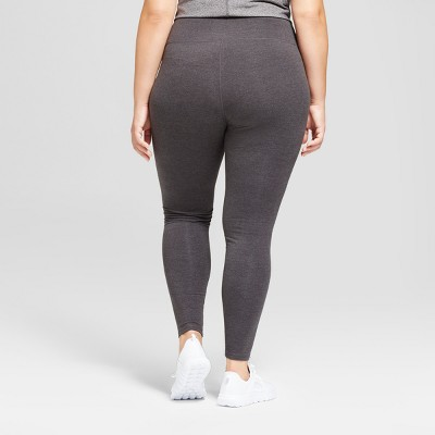 Plus Size Women with Leggings
