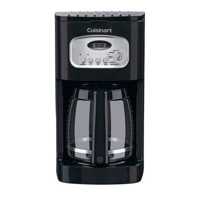 Cuisinart 12 Cup Programmable Coffeemaker - Black - DCC-1100BKTG