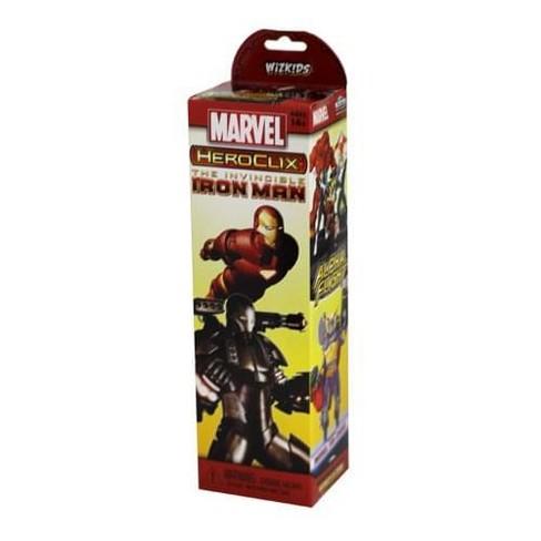 Neca Iron Man Marvel Heroclix Booster Brick Blind Box Random Figure - image 1 of 1
