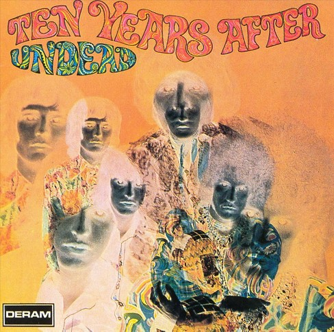 Ten Years After - Undead (CD) - image 1 of 1