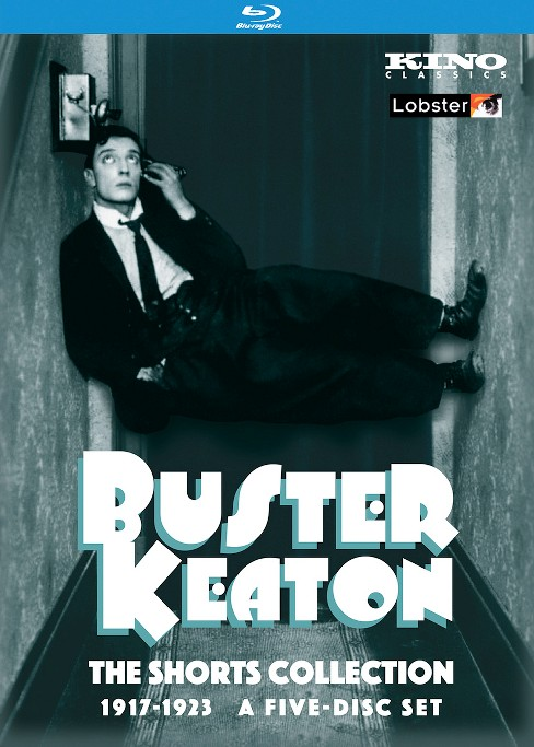 Buster keaton:Shorts collection 17-23 (Blu-ray) - image 1 of 1