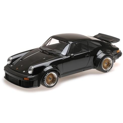 1976 Porsche 934 Black 1/12 Diecast Model Car by Minichamps - image 1 of 4