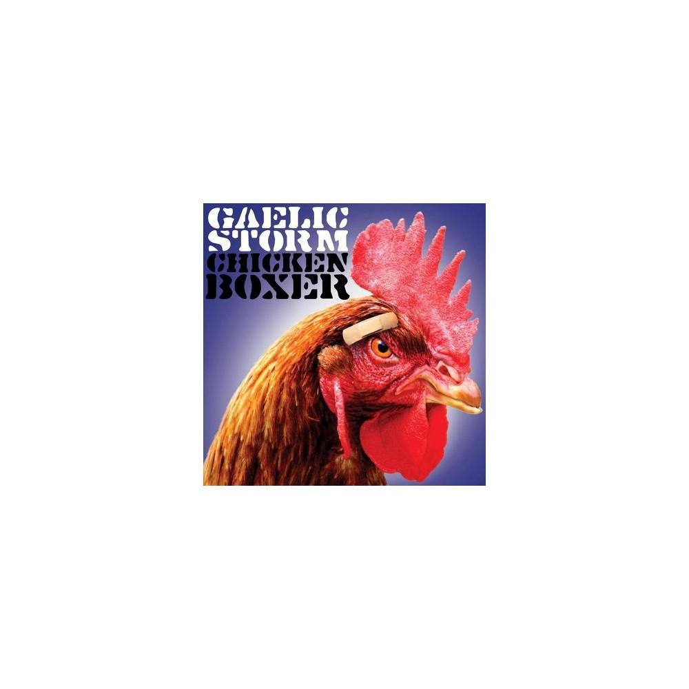 Gaelic storm - Chicken boxer (CD)