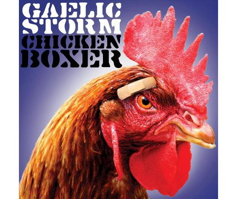 Gaelic storm - Chicken boxer (CD) - image 1 of 1