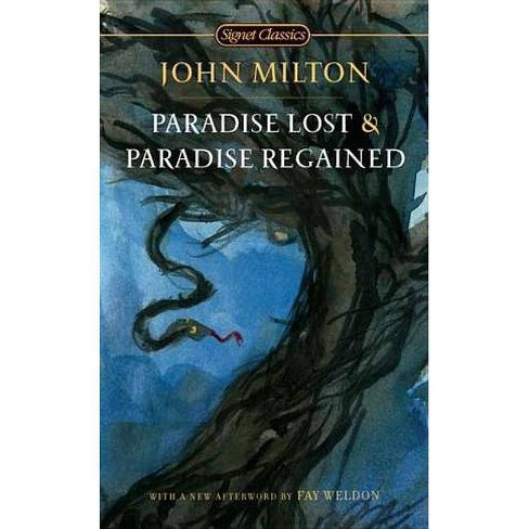 Paradise Lost and Paradise Regained - (Signet Classics) by  John Milton (Paperback) - image 1 of 1