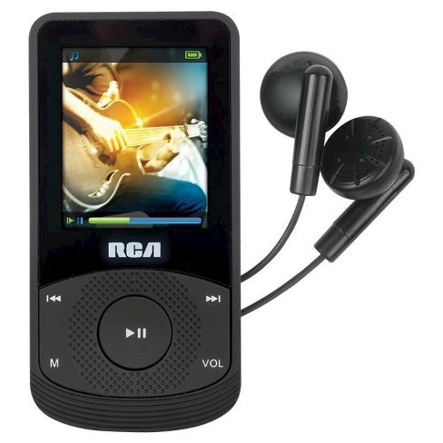 RCA MP3 FM Player Color Video 4-GB - image 1 of 3
