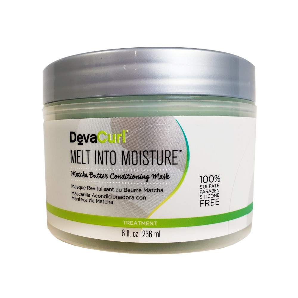 Image of DevaCurl Melt Into Moisture Butter Conditioning Mask - 8 fl oz
