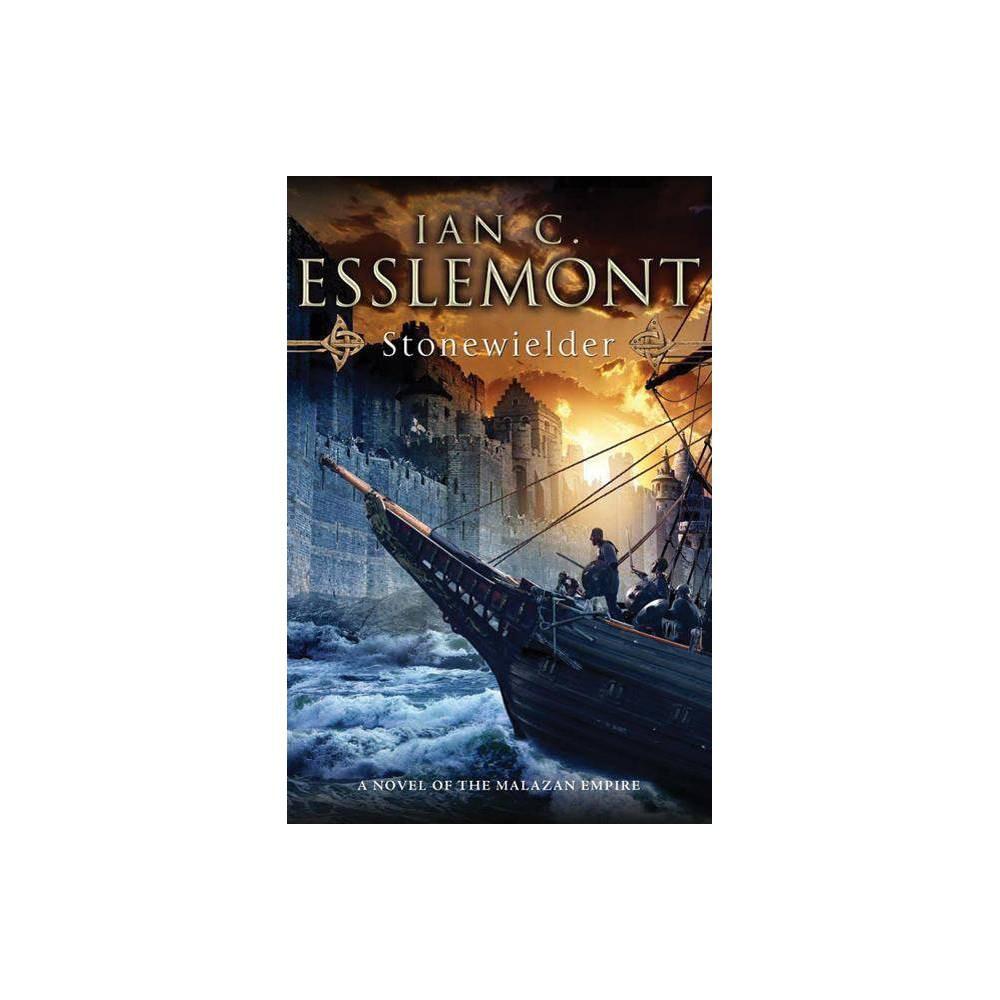 Stonewielder Novels Of The Malazan Empire By Ian C Esslemont Paperback