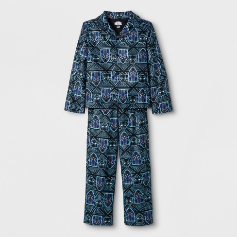 abc87b0d19 Boys' Black Panther 2pc Pajama Set - Black. Shop all Marvel