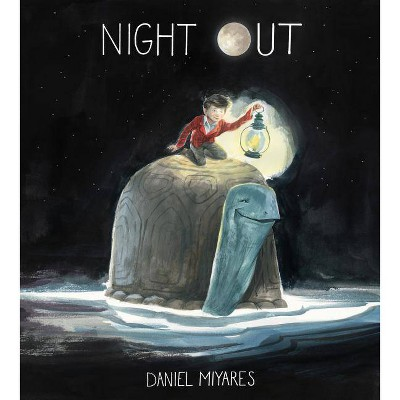 Night Out - by Daniel Miyares (Hardcover)
