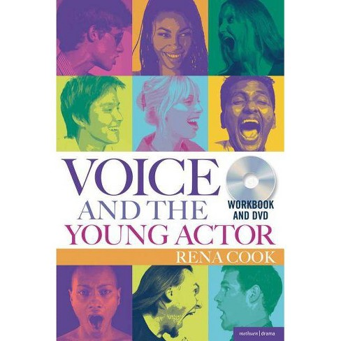 Voice and the Young Actor - (Performance Books) by  Rena Cook (Paperback) - image 1 of 1