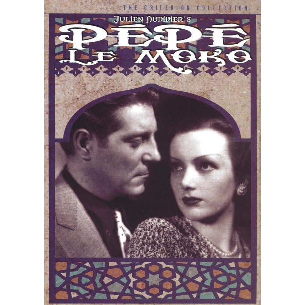 Pepe Le Moko (Dvd), Movies