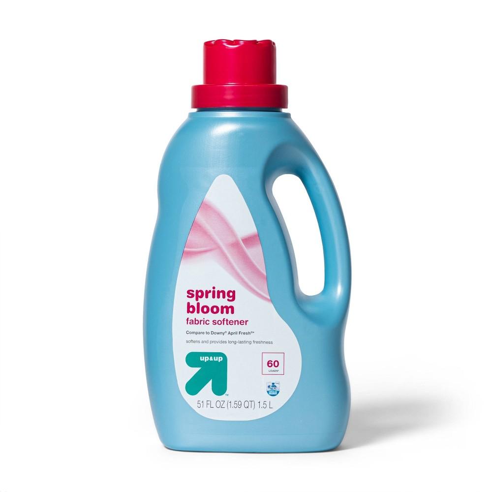 Spring Bloom Liquid Fabric Conditioner 51 Fl Oz 60 Loads Up 38 Up 8482