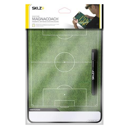 SKLZ MagnaCoach Soccer - White Black   Target f1ea900e5
