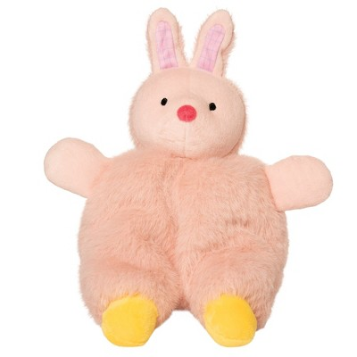 "Manhattan Toy Cherry Blossom Days Piper Soft Baby Plush Bunny, 8"""