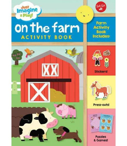 On the Farm (Paperback) - image 1 of 1