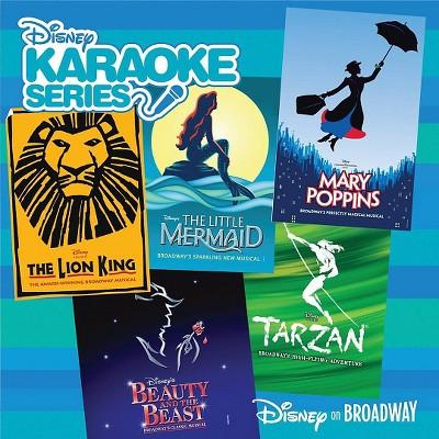 Karaoke - Disney's Karaoke Series: Disney on Broadway (CD)
