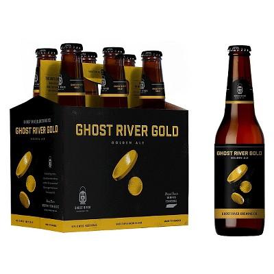 Ghost River Golden Ale Beer - 6pk/12 fl oz Bottles