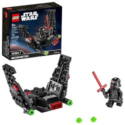 LEGO Star Wars Kylo Ren's Shuttle Microfighter 75264 Star Wars Upsilon Class Shuttle Building Kit