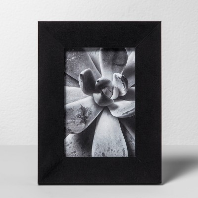 Wide Single Image Frame Black 4 x6  - Made By Design™