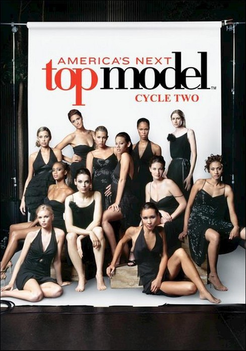 America's next top model cycle 2 (DVD) - image 1 of 1