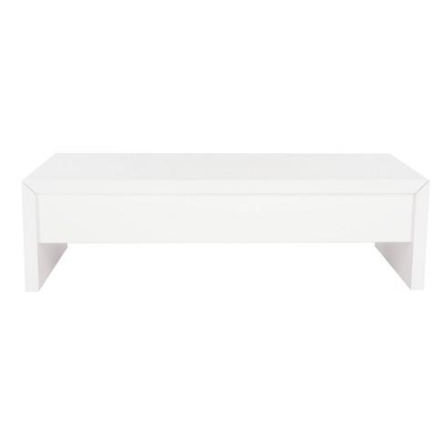 Coffee Table White - Safavieh - image 1 of 4